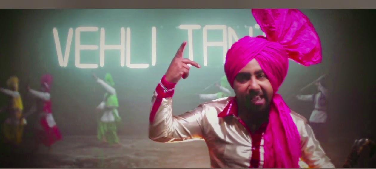 shonki putt lyrics & hd official video by bharpur & vehli janta records