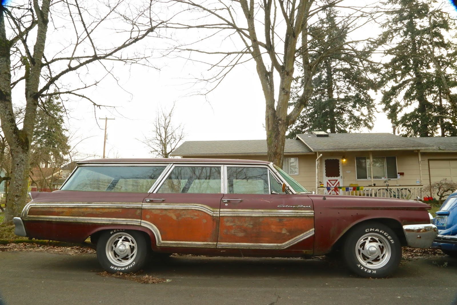 1961 Mercury Colony Park wagon