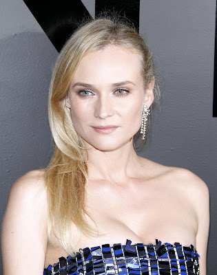 "Diane Kruger Cleavage at Chanel Fine Jewelry celebration of the 80th anniversary of the original 1932 ""Bijoux de Diamants"""