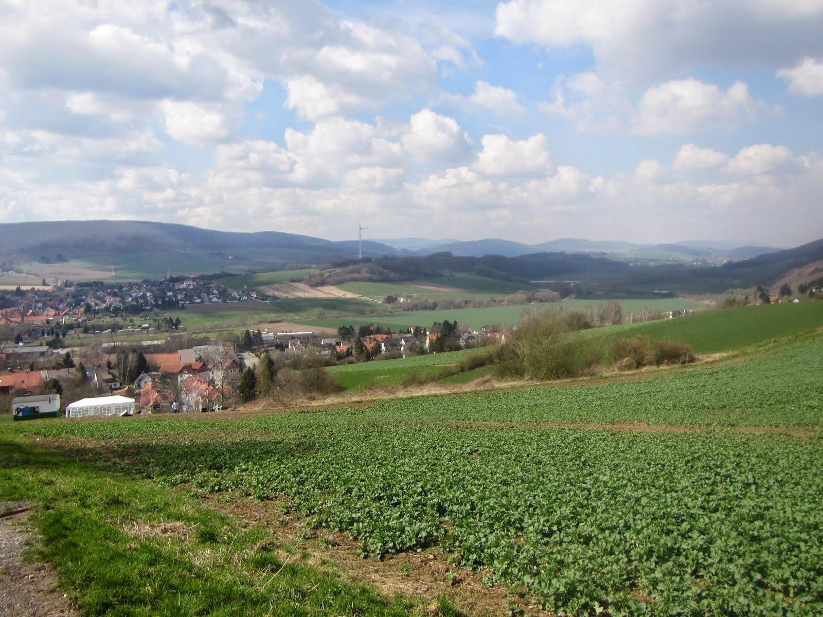 Aussicht (oberhalb)