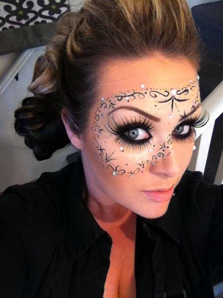 Peinados De Halloween Faciles - Más de 1000 ideas sobre Peinados De Halloween en Pinterest Dias