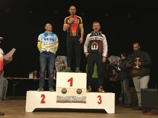 Coupe Rhone Alpes aux Echelles, Marc 1er Master