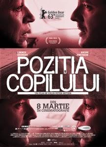 Poster rumano de Madre e hijo