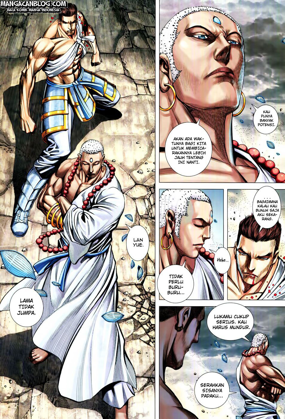 Dilarang COPAS - situs resmi www.mangacanblog.com - Komik feng shen ji 2 127 - mati tanpa penyesalan 128 Indonesia feng shen ji 2 127 - mati tanpa penyesalan Terbaru 19|Baca Manga Komik Indonesia|Mangacan