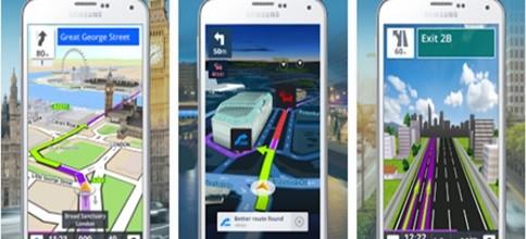 Aplikasi GPS Android Offline
