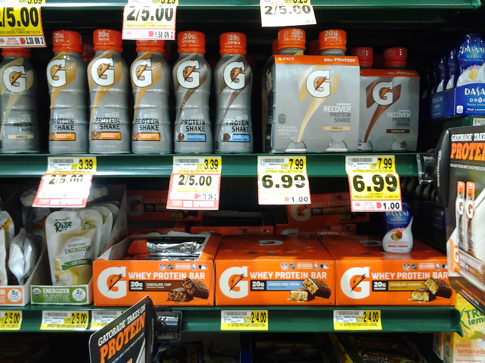 gatorade pricing strategy Strategy reports jobs mini mba events & people newsletter all sections sign in/register pepsico pepsico on the launch of its first ecommerce-only brand.