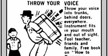 Throwchange Your Voice on mini microphone amplifier