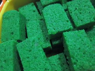 sarawak layered cake,layered cake