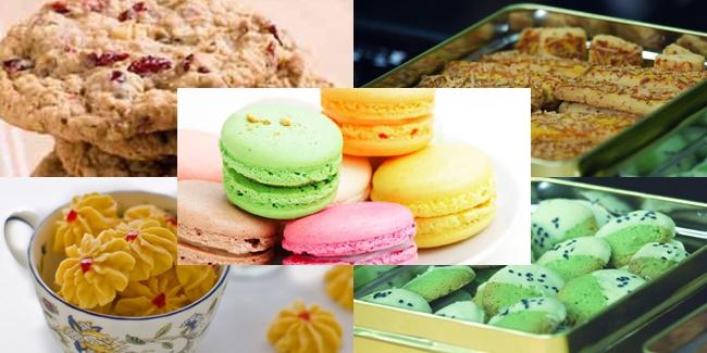 Mau Resep Kue Keing Green Tea Cookies Untuk Lebaran ? - BeritaKapan
