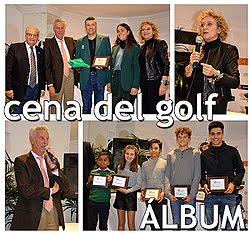Cena Club de Golf Aranjuez: Fotos