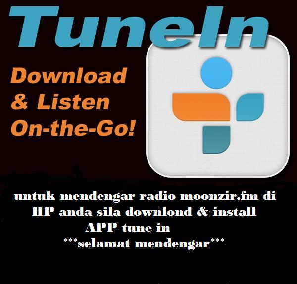 Tune IN untuk MoonZir.FM