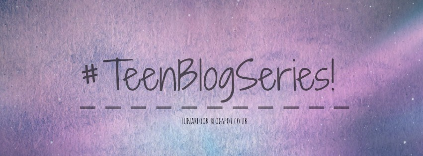 #TeenBlogSeries banner