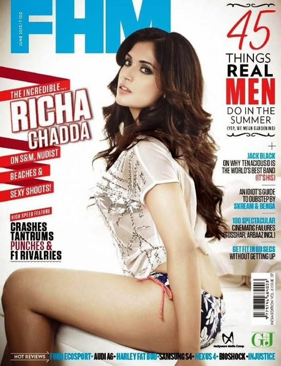 Richa Chadda hot erotic hd wallpapers