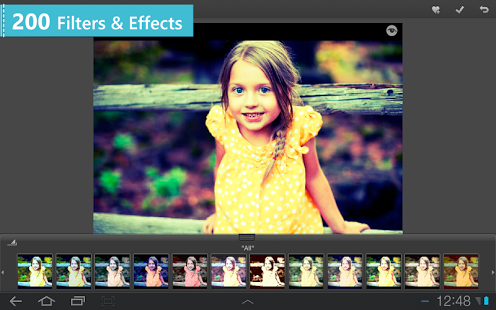 Photo Studio PRO photo app for android