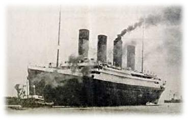 the long maiden voyage of the titanic on the morning of april tenth Olympic and titanic : maiden voyage mysteries  it will be noticed that on april 14, titanic's clocks were 2 hours 58 minutes behind gmt, or 2 hours and 2 minutes .