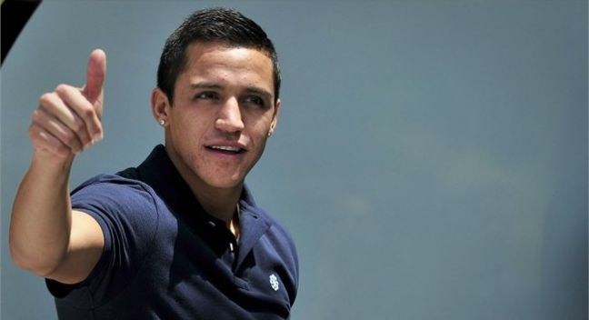 Alexis Sanchez Profile And Pictures  Wallpapers