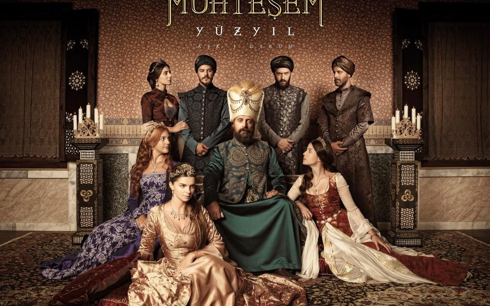 Bagaimana kisah alam megaserial King Suleiman menyihir jutaan penonton?