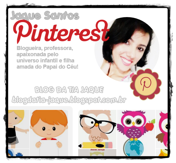 Jaque no Pinterest