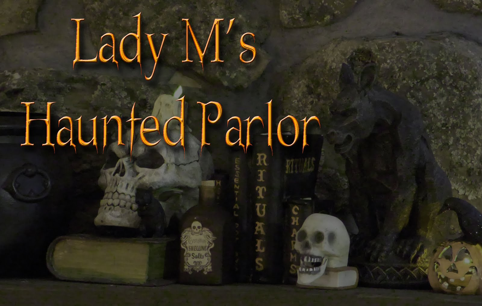 Lady M's Haunted Parlor