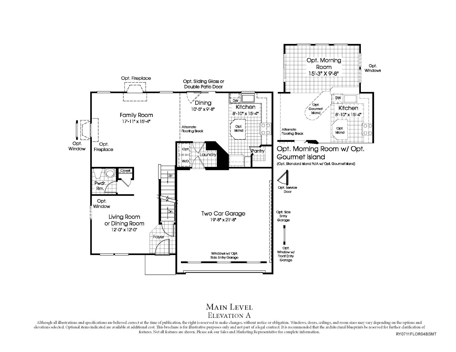 Building Our First Home Florence Florence Floor Plan