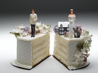 La acción de divorcio