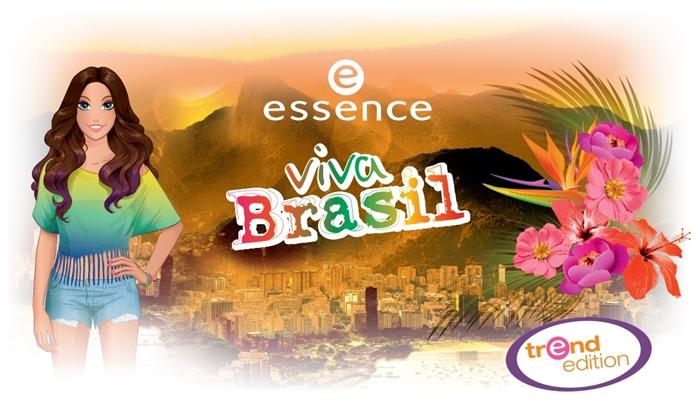 Essence Viva Brasil Trend Edition