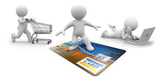 Visa Tablet Credit Card