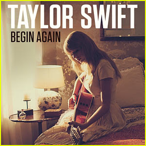 taylor swift begin agian cover