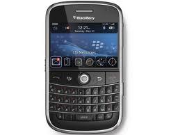 BlackBerry Social Music Service