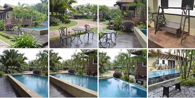 Bercuti Di Villa Mewah Di Villa Rimbun Desa Sungai Buloh Blog Sihatimerahjambu