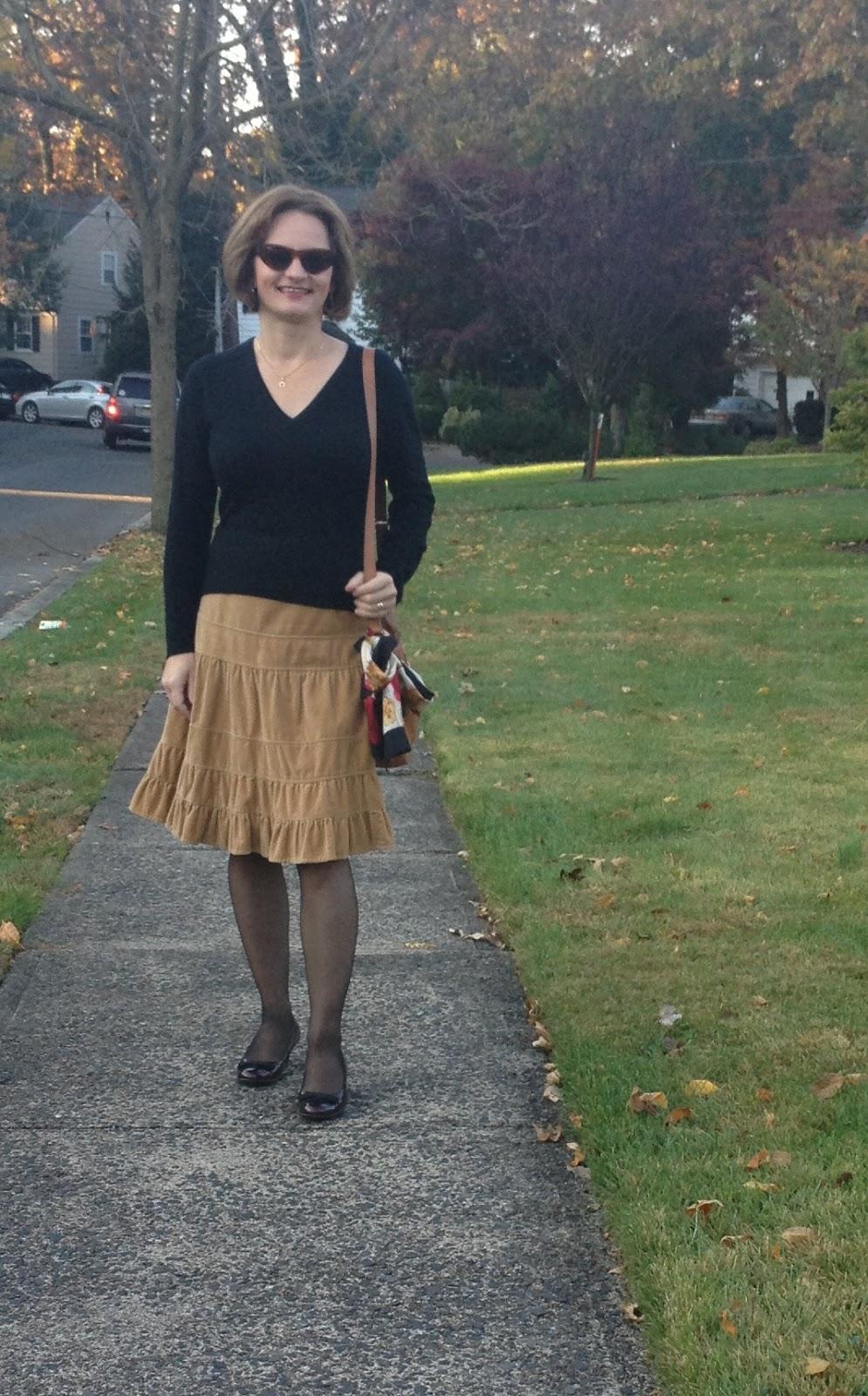 Jc shopping habit i wear full skirts i wear high heels