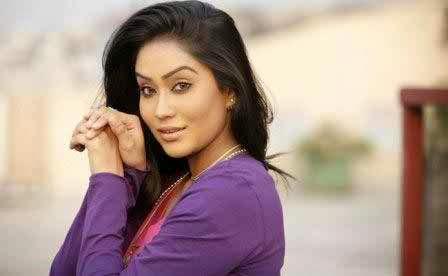 Actress Zakia Bari Momo