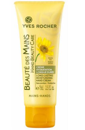 Creme main hydratation longue duree Yves Rocher