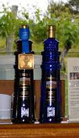 Lighthouse wine bottles