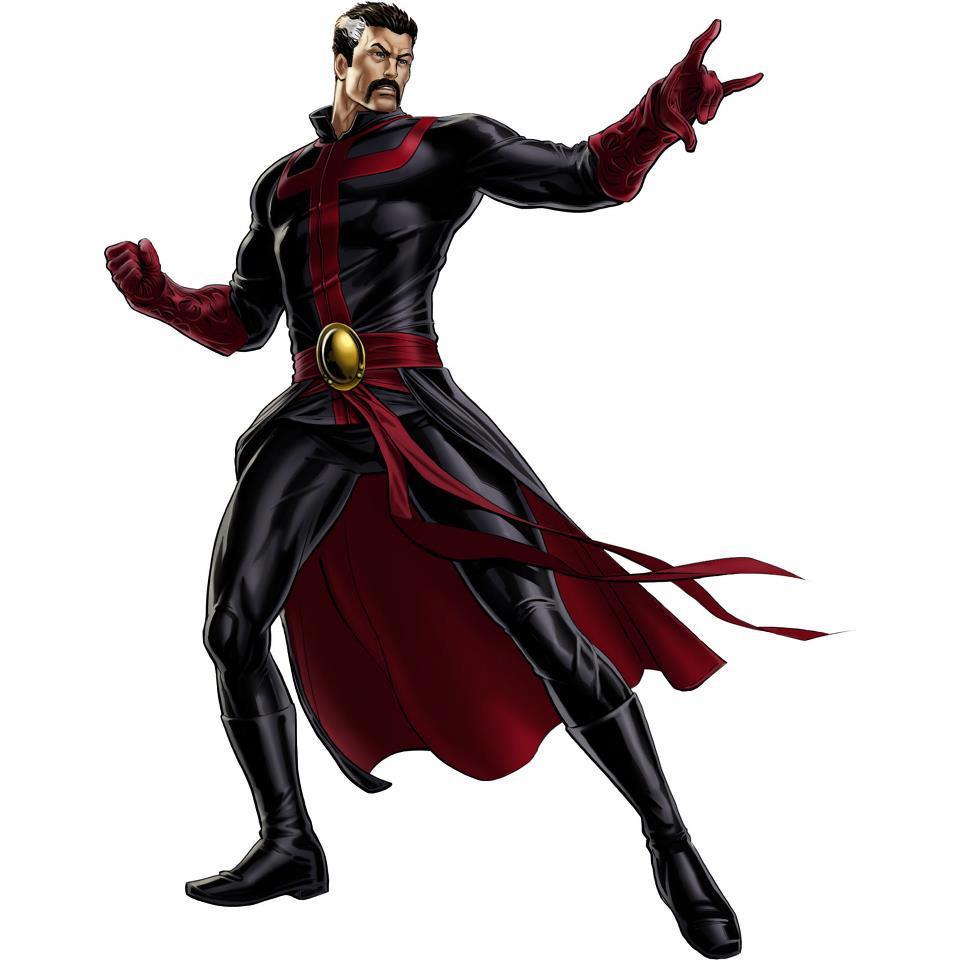 ooh neato: Marvel Avengers Alliance: Strategy Guide - Dr. Strange