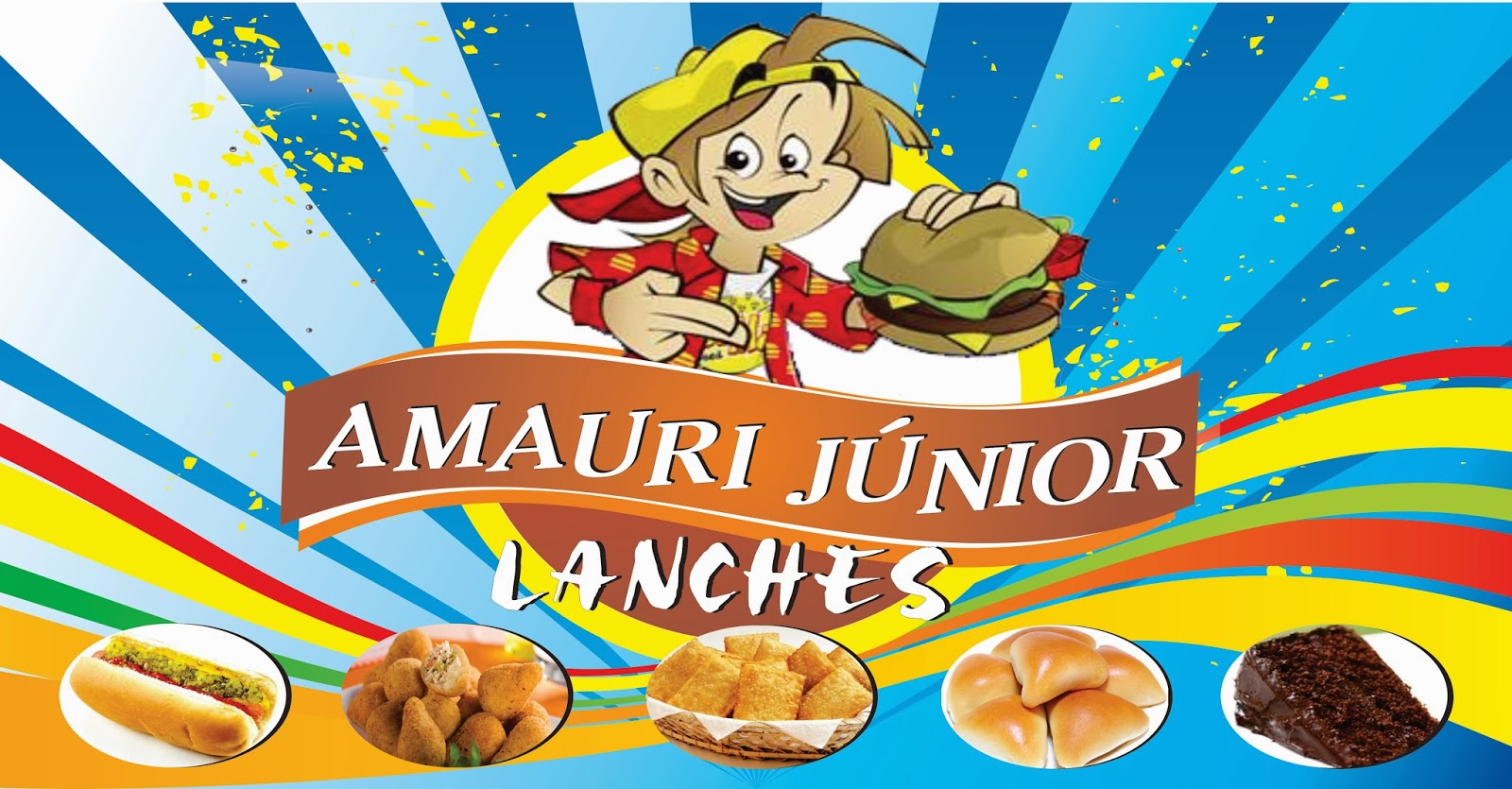 Amauri Júnior Lanches