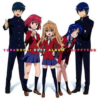 Toradora! Best Album - Root HAPPYEND