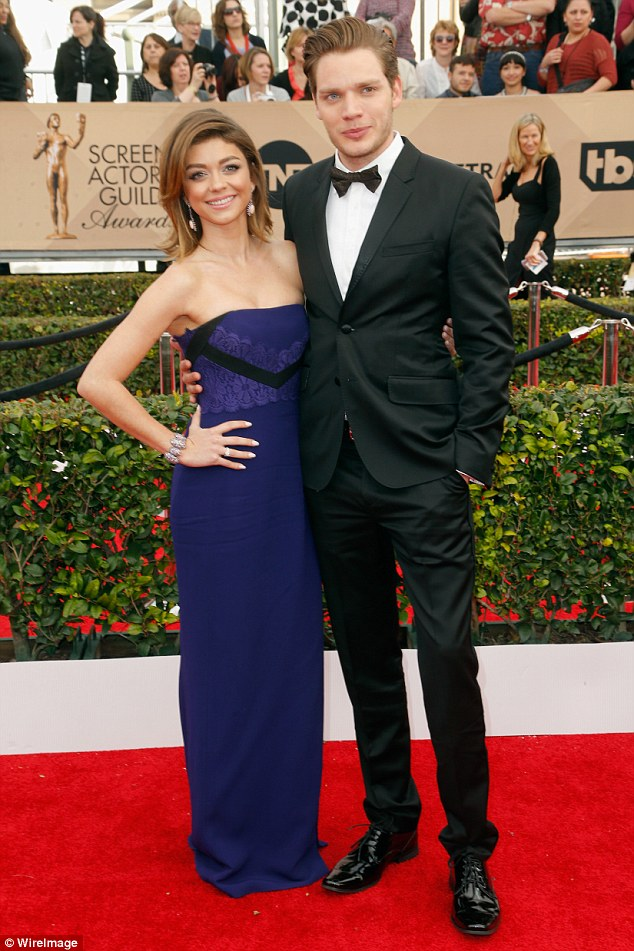 Sarah Hyland – 22nd Annual Screen Actors Guild Awards in Los Angeles