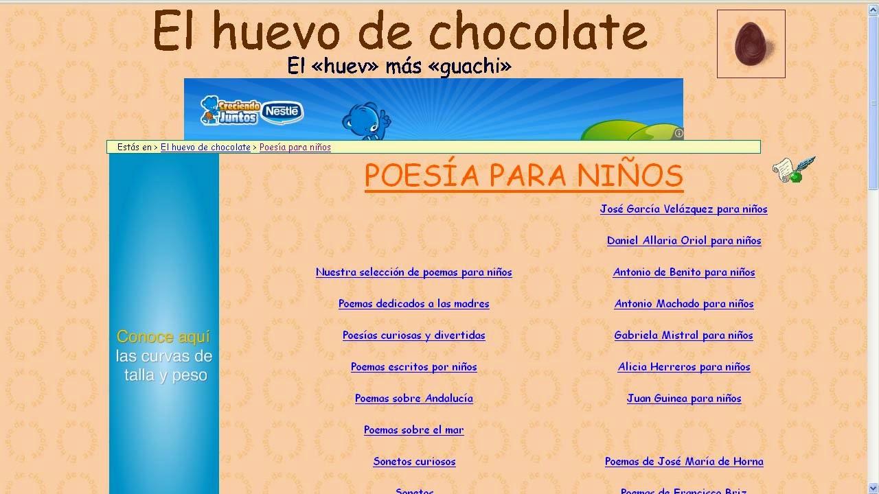 http://www.elhuevodechocolate.com/poesias/poesia4.htm