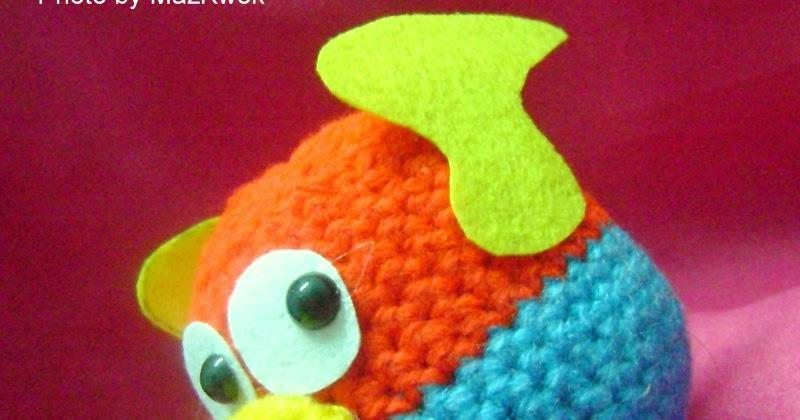 Amigurumi Angry Birds Space : 1-DSC03638.JPG