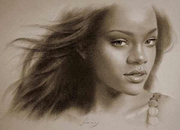 Drawing By Pencil Artwork