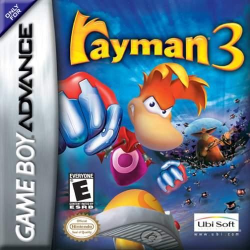Rayman 3 GBA