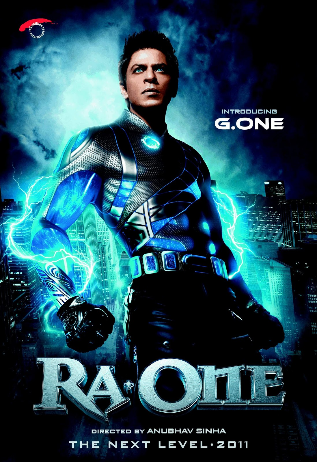 Ra.One Hindi Movie