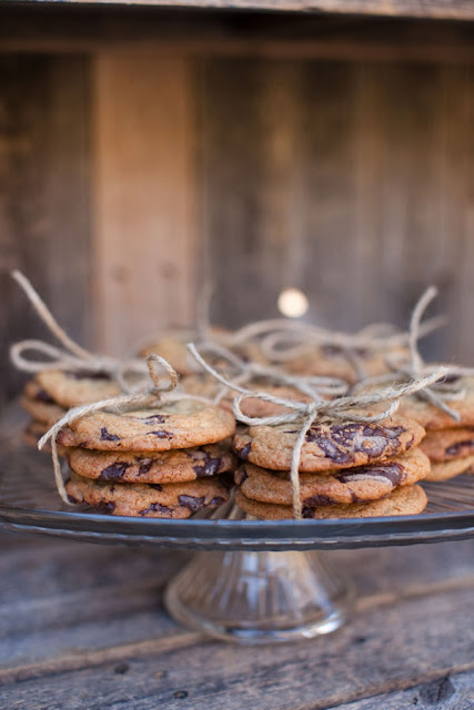 Minneapolis Wedding Chocolate Chip Cookies