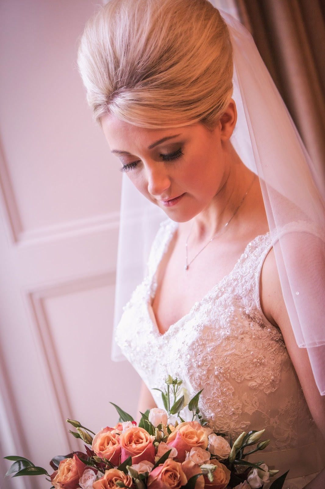 Beehive hairstyle for a Brigitte Bardot inspired bridal look