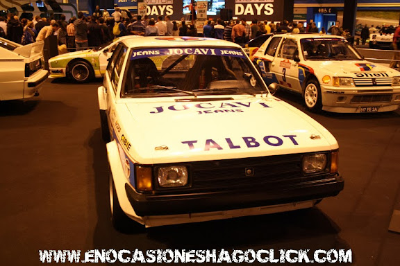 Talbot Sunbeam Madrid Motor Days