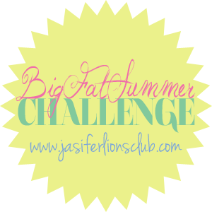 Big fat summer challenge
