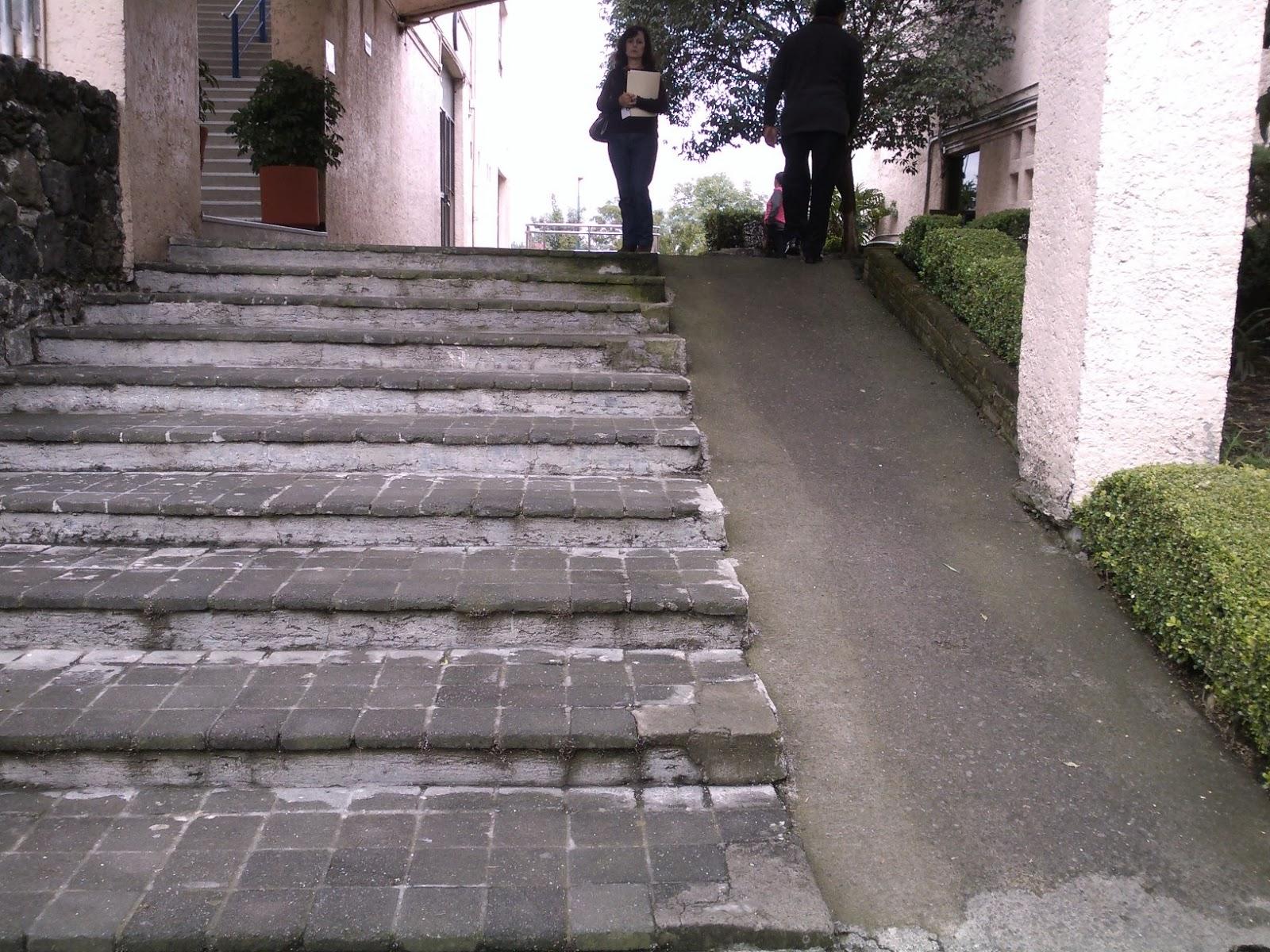 Salud en el trabajo for Escaleras nom 001