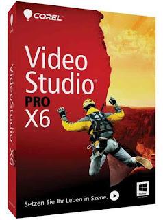 تحميل برنامج Corel VideoStudio Pro X6 مجانا لتحرير و التعديل علي الفيديو