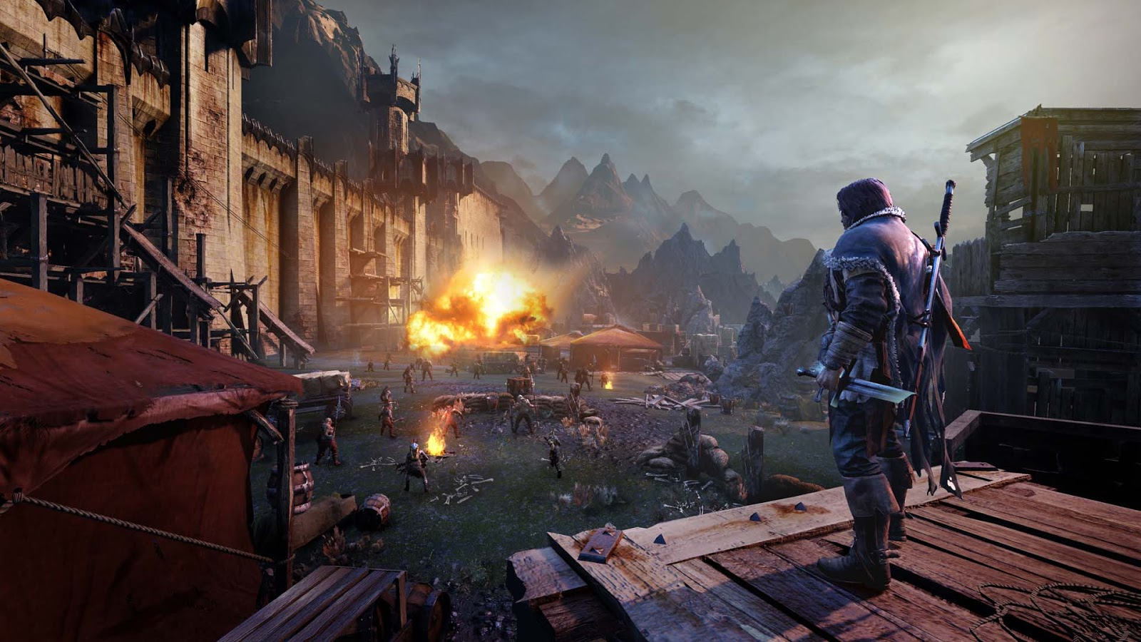Middle-earth Shadow of Mordor screenshot